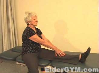 Balance training for seniors exercises